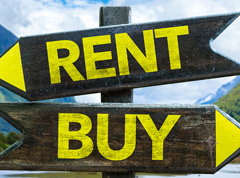 Buying a Home vs. Renting a Home