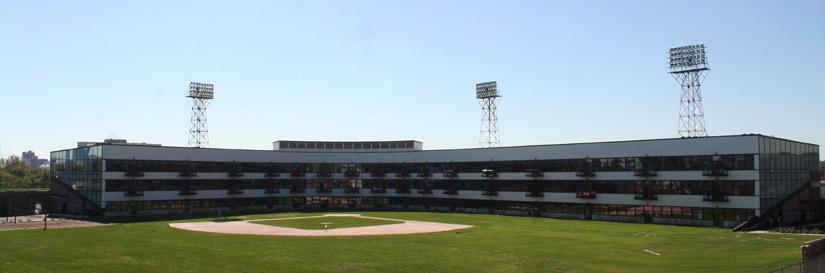 6 Homes For Baseball Die Hards