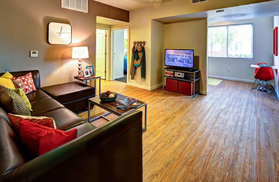 Coolest Dorm Rooms In America