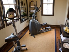 Low-Cost Options for a Home Gym