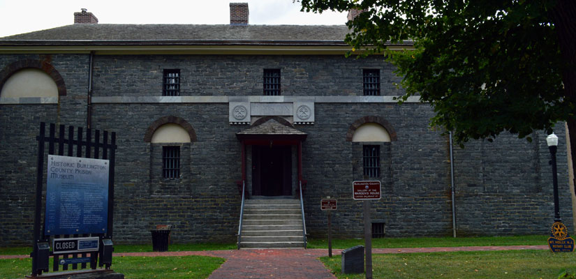 Burlington County Prison